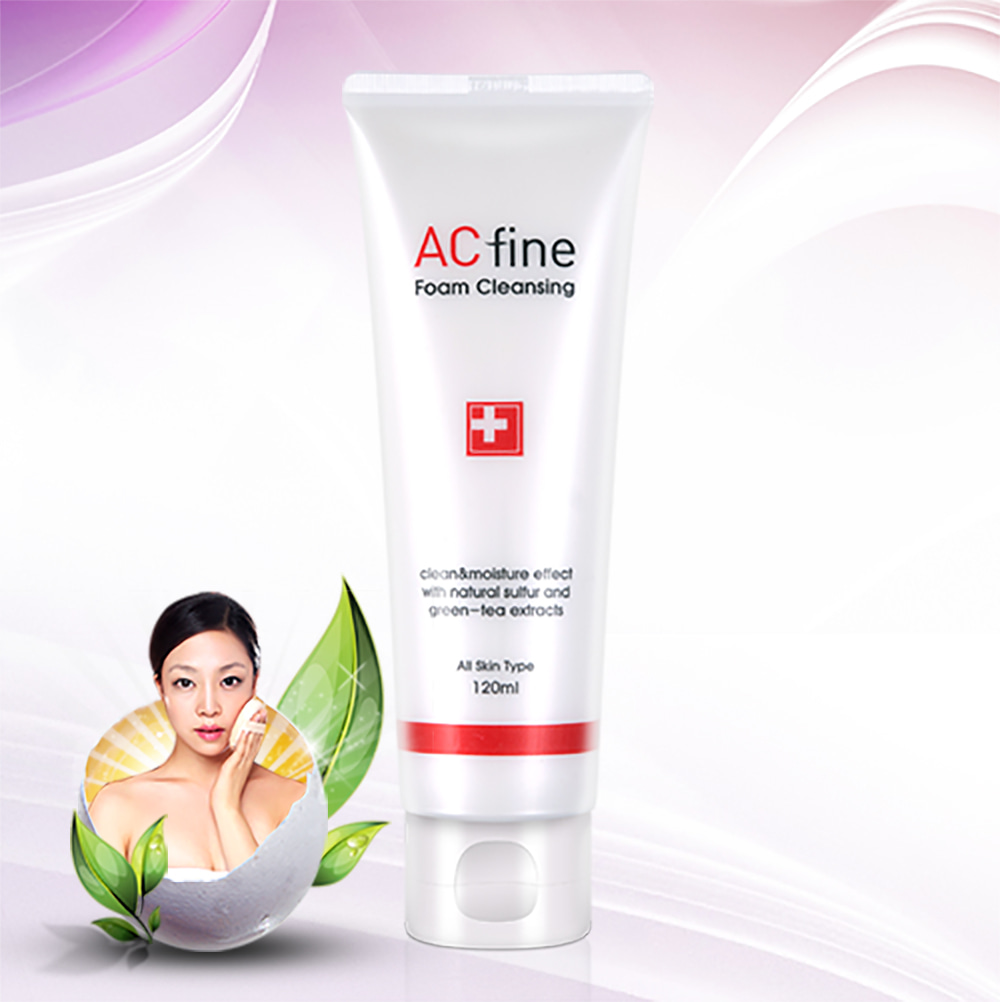 ACfine Foam Cleansing