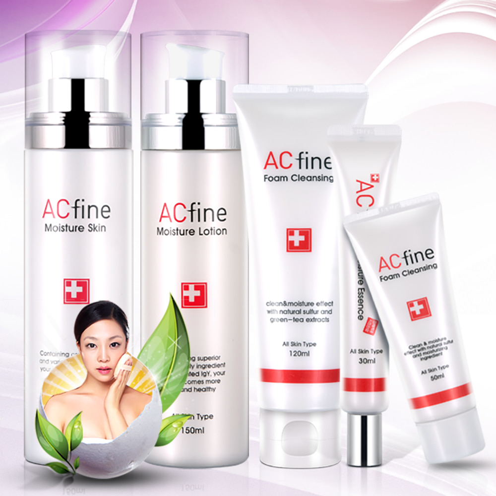 ACfine Skin Care System STEP 1